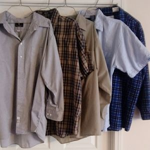 Bill Blass Shirts Group of 5